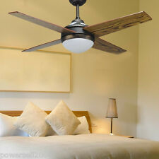 44-inch New Fashion Luxury antique simple and stylish Ceiling Fans Lamp #01.