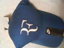 NEW Nike Hybrid RF Roger Federer Hat Blue / White 371202-419 RARE