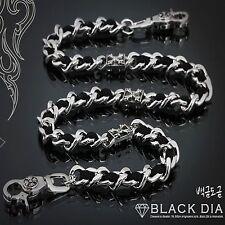 Guntwo Korean Mens Fashion Wallet Chains - Biker, Hip hop Jean Chain C2211 US