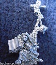 1993 SKAVEN Lord skrolk Chaos RATMEN Citadelle Command WARHAMMER Plaguelord prêtre