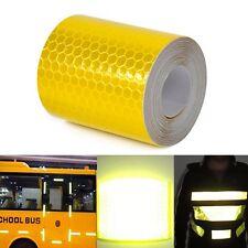 1 Roll Reflektorband Selbstklebend Reflexfolie Reflektierende Aufkleber 5cm*3m #