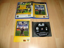 INTERNATIONAL LEAGUE SOCCER DE TAITO - PHOENIX PARA LA SONY PS2 USADO COMPLETO