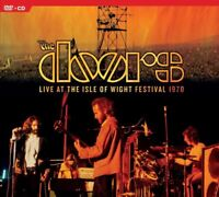 THE DOORS - LIVE AT THE ISLE OF WIGHT 1970 (DVD+CD)   DVD+CD NEW!