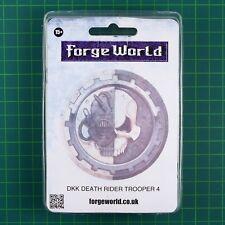 Death Korps of War Rider #4 Forge World 40K