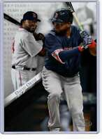 David Ortiz 2019 Topps Gold Label Class One 5x7 #76 /49 Red Sox
