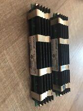 Crucial 8GB (2x4GB) 240-PIN 512MX72 DDR2 PC2-5