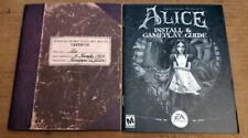 Electronic Arts EA Games American McGee's Alice for PC with Manual
