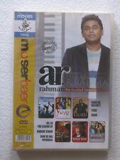 A R RAHMAN THE MUSICAL MAESTRO RANG DE 6 DVD bollywood