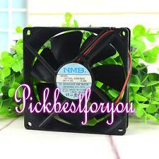 NMB 3610KL-05W-B40 fan 92*92*25mm 2pin 24V 0.16A  #M4293 QL