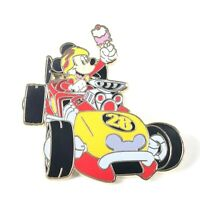 Mickey Mouse Roadster Racer Pin Traders Delight Sundae DSSH DSF Disney Pin