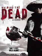 NEW DVD // HORROR // WALKING THE DEAD // Ted Biggs  // ENGLISH LANGUAGE