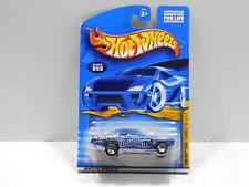 2001 Hot Wheels '70 Chevelle SS collector #056  Blue Turbo Taxi Series no. 4/4