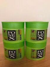 4 x 100 ML FONEX MATTE LOOK STYLING HAIR WAX