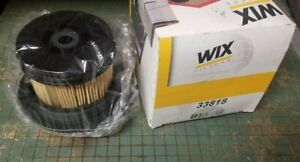 Wix 33818 99-03 Ford 7.3 7.3L Diesel Fuel Filter