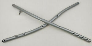 AB Rocket Abdominal Trainer Replacement Back Bars Rails, Pair of 2 - OEM Part