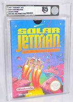 Solar Jetman - Nintendo NES NEW SEALED graded VGA 85
