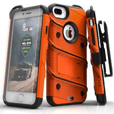 iPhone X / 8 / 8 Plus / 7 / 7 Plus / SE Case Zizo Bolt Tempered Glass Screen