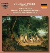 Bargiel / Orquesta Sinfonica De San Luis Potosi - Orchestral Works [New CD]
