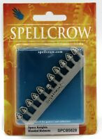 Spellcrow SPCB5828 Space Knights Hooded Helmets (Conversion Bits) Marine Heads