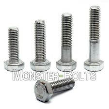 25-Pack The Hillman Group 4153 Hex Cap Screw A2 Stainless Steel Metric M4-0.70 X 10mm