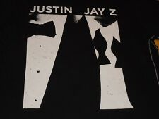 Justin Timberlake Jay Z Legends Of The Summer Tour 2013 Trunk Mens Large