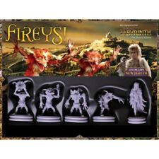 Labyrinth: Movie Boardgame expansion : Fireys - New