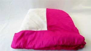 The Slumber Girls Collection FULL hot pink fuchsia bed skirt BD2002 MSRP $149