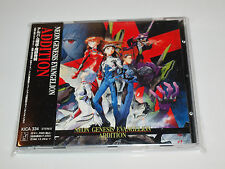NEON Genesis Evangelion addizione nge ORIGINALE JAPAN CD Anime KICA - 334
