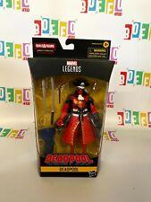 Marvel Legends Pirate Deadpool Strong Guy BAF