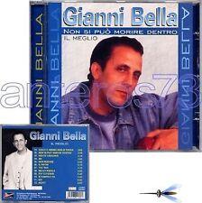 """GIANNI BELLA """"IL MEGLIO"""" RARO CD 1998 - SIGILLATO"""