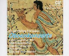 CD TELEMANN oboenkonzerteEX+ CARUS  (R2069)