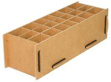 Werkhaus - Stiftebox XL Natur Stifte- Halter Becher Ablage Holz Schreibtisch