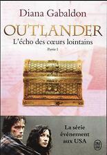outlander t.7 ; l'écho des coeurs lointains - partie 1