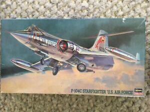 hasegawa 1/48 f-104c starfighter kit # 7219