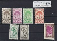 MADAGASCAR MOUNTED MINT STAMPS   REF 1775