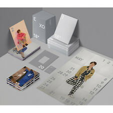 [Pre-Order Event] SM TOWN EXO Official 2018 Season Greeting + Mini Banner