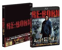 RE:BORN Ultimate Edition Blu-ray Subtitle=ENG Region=A Japanese New