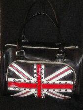 Union Jack British Purse Handbag  UK Ladies Studded