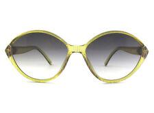 occhiali da sole Christian Dior vintage  donna mod.2166 col. giallo trasparente