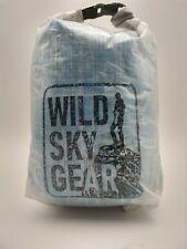DCF Cubenfiber gadget bag 8.5g Wild Sky Gear tough 1.43oz DCF ultralight