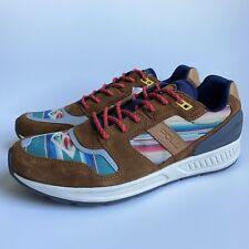 Polo Ralph Lauren Train 100 Series Casual Shoe - Men's Size 10 D - Brown