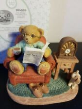 * Cherished Teddies - 103889 I'LL ALWAYS CHERISH YOUR LOVE AND GUIDANCE