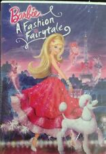 BARBIE A FASHION FAIRYTALE (DVD) (ENG /ESPAÑOL/FRAN) CHILDREN/FAMILY BONUS DRESS