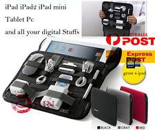 "COCOON Grid-It Organizer iPad 1 2 3 4 Mini Kindle Tablet Case 11"" Laptop Sleeves"