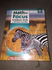 Math in Focus, Singapore Math, Grade 5 Complete Set, Complete Year