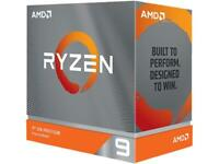 AMD Ryzen 9 3950X 16-Core 3.5 GHz Socket AM4 105W 100-100000051WOF Desktop Proce