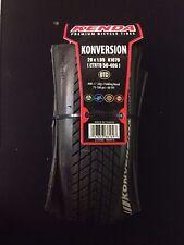 "KENDA Konversion 20"" x 1.95"" (ETRTO 50-406) K1079 Folding Bead Tyre Black"