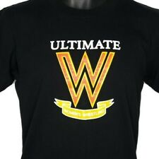 Ultimate Womens Wrestling T Shirt UWW Professional Wrestling Made In USA Small
