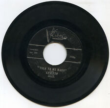 ANNETTE FUNICELLO Talk To Me Baby / I Love You Baby BUENA VISTA 369 1960 45rpm