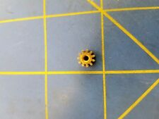 Brass Press On Pinion Gear 48 Pitch 11 Tooth from Mid America Naperville